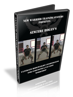 The Ultimate Bodyweight Conditioning for Strength & Fat Loss Workshop DVD